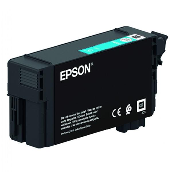 Epson Tinte T40C2 Cyan, 26 ml