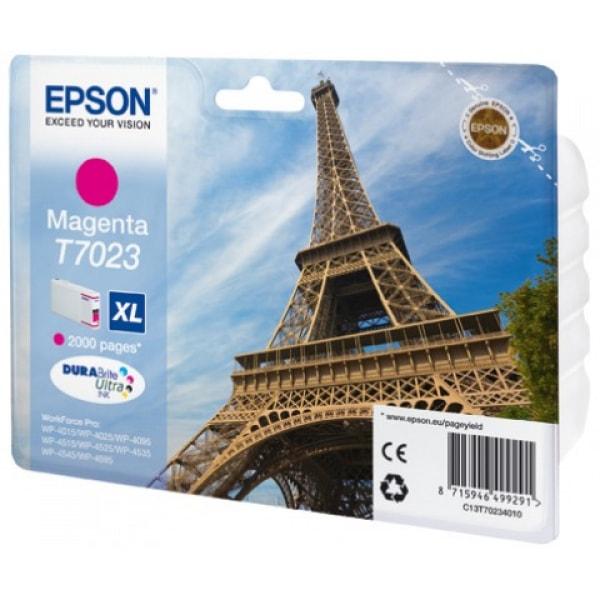 Epson Tinte T7023 Magenta XL, 21 ml
