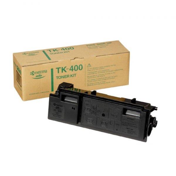 Kyocera Toner Kit TK-400, Schwarz, für FS-6020 Serie, 10.000 Seiten