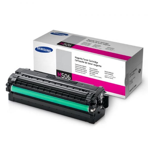 Samsung Toner Magenta für CLP-680 CLX-6260, 3.500 Seiten