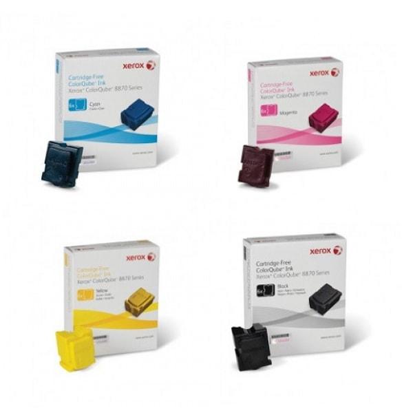 Xerox Solid Ink-Set für ColorQube 8870