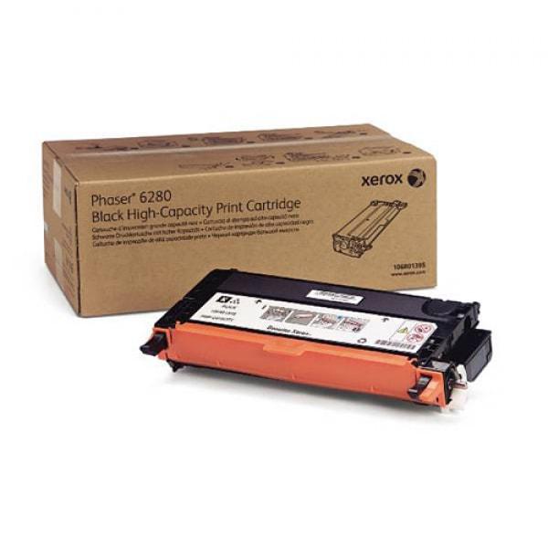 Xerox Toner Schwarz HC für Phaser 6280, 8.000 Seiten