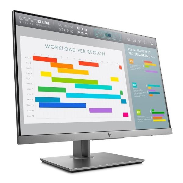 HP EliteDisplay E243i 24 Zoll / 61 cm LED-Monitor (1FH49AA) - 10 € Cashback - HP Gold Partner 1FH49AA#ABB