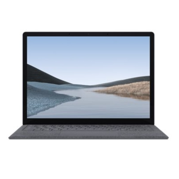 Microsoft Surface Laptop 3, 13.5 Zoll, Platin (PKU-00004) - 30 € Gutschein