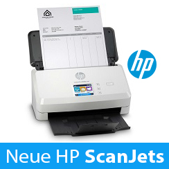 HP ScanJet Pro und Enterprise