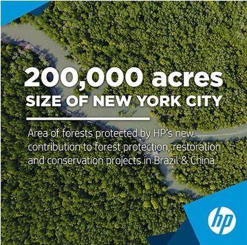 HP kooperiert mit WWF