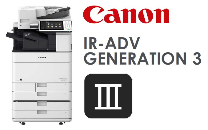 Canon imageRUNNER Advance-Systeme der 3. Generation