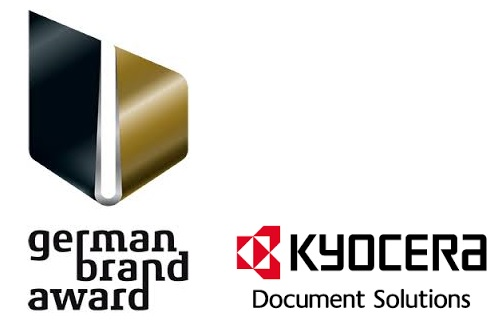 German Brand Award für Kyocera