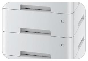 Kyocera Ecosys M3145 - Papierverarbeitung