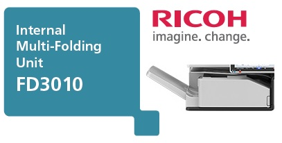 Ricoh Internal Multi-Folding Unit FD3010