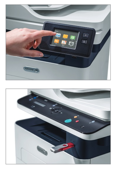 Xerox B215 DNI - intuitiv und vielseitig